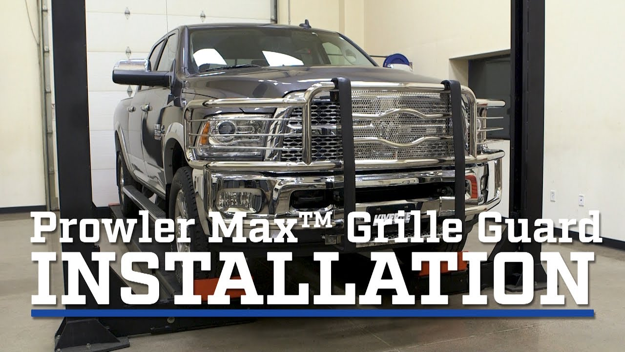 Prowler Max™ Install Video