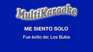 Multi Karaoke - Me Siento Solo