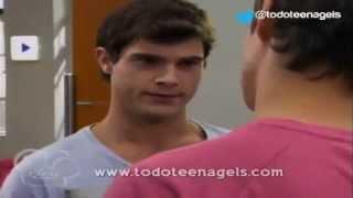 Violetta 2 : Leon y Violetta caen en la trampa de Diego - Capitulo 27