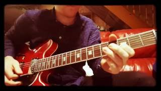 Blues Shuffle style Gary Moore