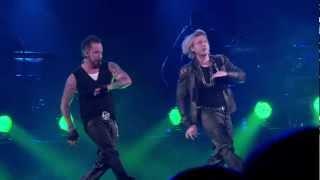 Backstreet Boys - The Call (Live at O2 Arena - NKOTBSB tour - 04.29.2012)