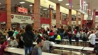 Jazz Flashmob at MHS