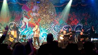 Zeca Pagodinho Live in The BOX in Amsterdam op 2-12-2016