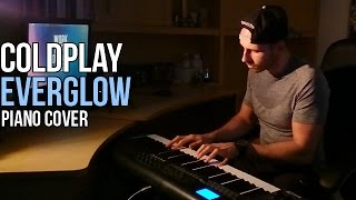 Coldplay - Everglow (Piano Cover by Marijan)