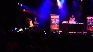 Jungle Bash - Hopsin (Live)