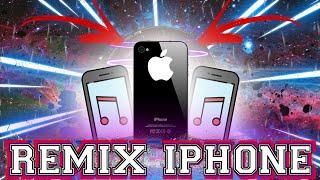 TOQUES REMIX IPHONE PARA O SEU CELULAR [PACKS]#14