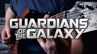 Guardians of the Galaxy Theme on Guitar