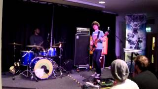 Snarky Puppy michael league and larnell lewis at BIMM Dublin