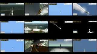 Grazie Orbiter Live Missions! (2013)