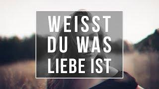"""Ced feat. Zate - """"WEIßT DU WAS LIEBE IST"""" [Prod. by Jurrivh]"""