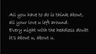 Daniela - Standing on my own ( Lyric )