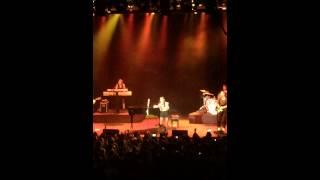 Burning gold Christina perri live