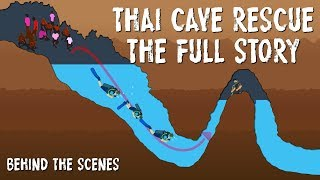 Thailand Cave rescue: 12 boys and their coach are out - BBC News width=
