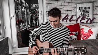 Sabrina Carpenter & Jonas Blue - Alien - Acoustic Cover (Lyrics and Chords)
