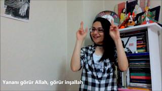 İşaret Dili ile Atiye - Mazallah