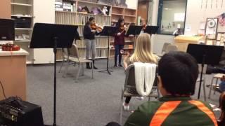 Grizzell 8th - 2017 - Menuetto Trio