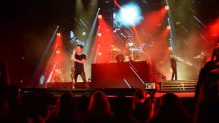 Panic! At The Disco - Victorious (Live) Cleveland, OH Wolstein Center 3/8/2017