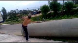 Free Street - Parkour
