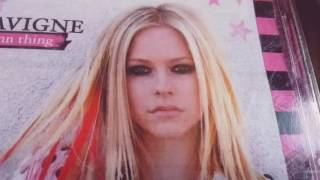 Avril Lavigne The Best Damn Thing Unboxing CD Y DVD