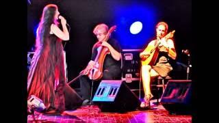Dulce Pontes, inicio del concierto en Leganés 2016