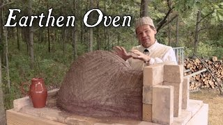 How to Build an Earthen Oven width=
