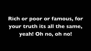 Queen   Hammer to Fall Lyrics