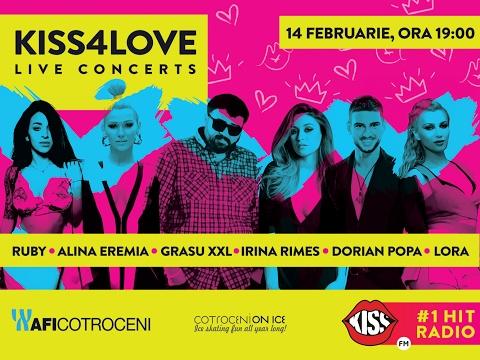 KISS4LOVE LIVE CONCERT