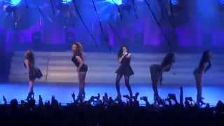 Fifth Harmony - Worth It (Reflection Tour) at San Francisco!
