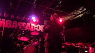 5 - Pretend - Seinabo Sey (Live in Carrboro, NC - 3/13/16)