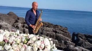 Get Lucky - Live sax Cover  - Saxofonista Nuno Rizzo - Casamento