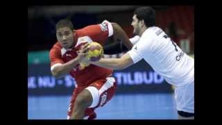 Víctor Donoso mundial de handball  España 2013