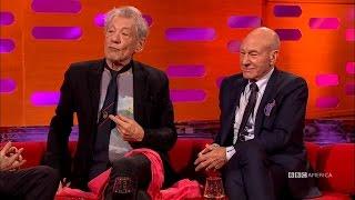 Maggie Smith Trolls Ian McKellen at the Oscars | The Graham Norton Show | Saturdays @ 11/10c