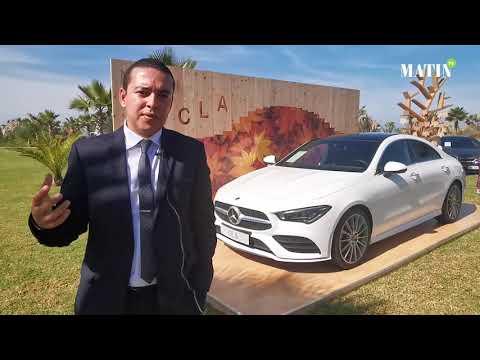 Video : Nouveau Mercedes CLA : Séduction et intelligence