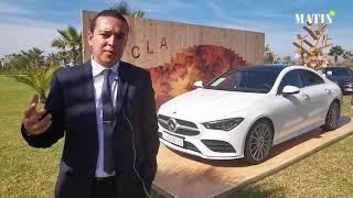 Nouveau Mercedes CLA : Séduction et intelligence
