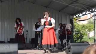 Cantigas na Eira - Vareira linda vareira, Festas 2015 Musica popular