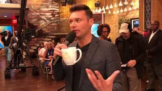 Ryan's Embarrassing U2 Encounter