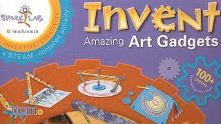 Invent Amazing Art Gadgets from Creativity for Kids