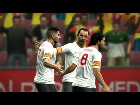 Galatasaray vs İstanbul Büyükşehir Belediyespor  Burak Yılmaz Goal 8   3