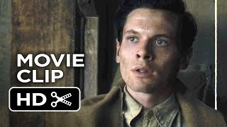 Unbroken Movie CLIP - Beat Their Captors (2014) - Jack O'Connell, Garrett Hedlund Movie HD