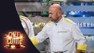 Chef Cătălin Scărlătescu, despre Andrei Balaz: