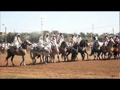 Equestrian Travel Morocco – Traditional  Performance – Horse Ride Vacations – Equitrekking Morocco