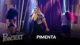"""Valesca Popozuda coloca todo mundo para dançar com o sucesso """"Pimenta"""""""