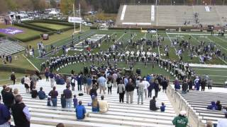 ROUNDABOUT FROM FURMAN POSTGAME CONCERT - 10/24/2015