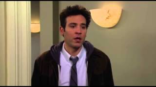 Ted Mosby's speech about love.
