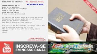 ARMADURA DE CRISTÃO - PLAYBACK MIDI - Pe. MARCELO ROSSI