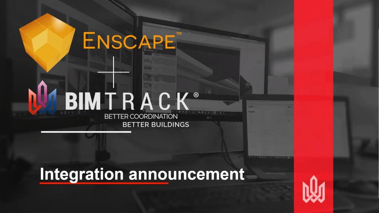 Discover the new Enscape + BIM Track integration