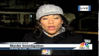 NBC 25 Today Breaking News Live on Grand Blanc Township Murder