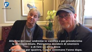 """Deep Purple Ian Paice e Roger Glover raccontano """"inFinite"""""""