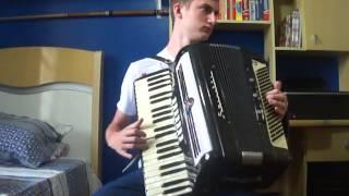 Música de Faroeste no Acordeon
