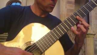 Romance anónimo (guitarra española)